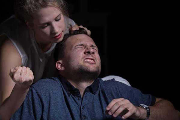 abuso sexual de la mujer contra el hombre